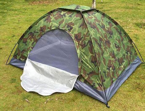 tenda canadese attrezzatura da ceggio tenda canadese a 3 posti in