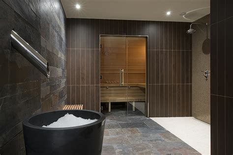 sauna bathtub steam sauna ice bath sequencing the right regimen smart spas