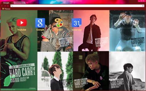 theme google chrome got7 got7 turbulence theme chrome theme themebeta