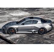 Mazda RX 8 Blacknight Coupe Project  Car Tuning Styling