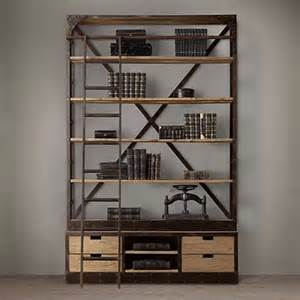 wrought iron bookcase american country style wrought iron staircase bookcase