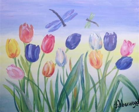 spring painting ideas 17 best images about paint nite on pinterest paint