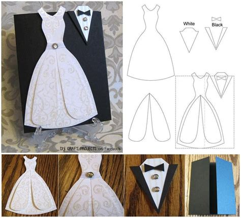 and groom card template egg crafts best diy ideas