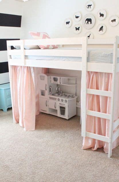 diy toddler loft bed 25 b 228 sta loft bed curtains id 233 erna p 229 pinterest pier 1
