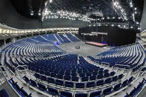 Mercedes Arena Mercedes Arena Reference Stage Systems
