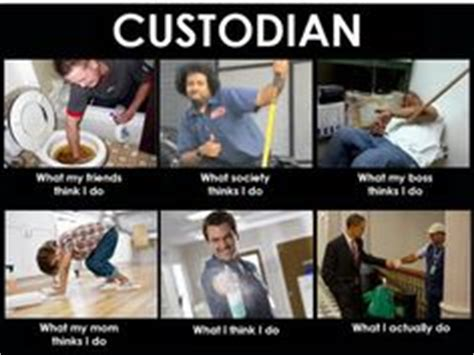 Janitor Meme - 1000 images about custodian on pinterest wet floor