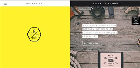 split layout wordpress 11 creative split screen layout wordpress themes web