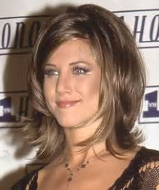 heavily layered shoulder length hairstyles medium length shaggy hairstyles medium length shaggy