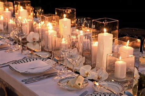 table centerpieces with candles 50 beautiful centerpiece ideas for fall weddings family