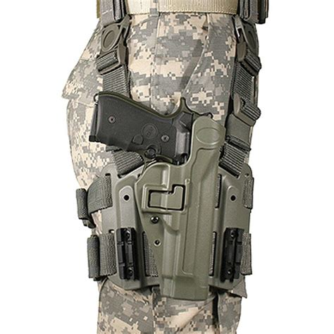 tactical holster blackhawk 174 tactical serpa holster colt 1911 128129 holsters at sportsman s guide
