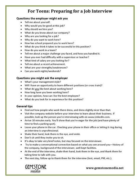 unique summer job ideas for teens and tweens