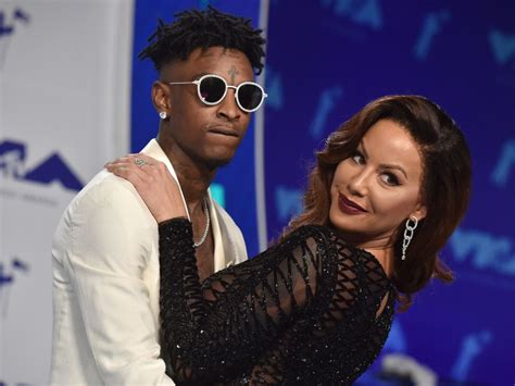 amber rose buys 21 savage 50k promise ring hiphopdx