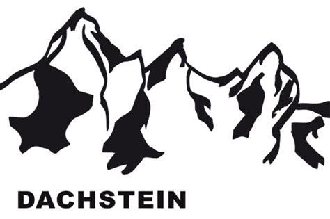 Autoaufkleber ötztal by Dachstein Mountain On The Road Bergaufkleber Berg