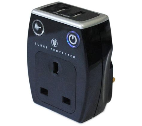 Usb Power Adaptor buy masterplug surge protected usb adaptor free