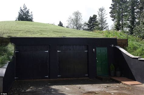 Garage On The Hill Property Pioneers Build 163 1 25million Home Inside A