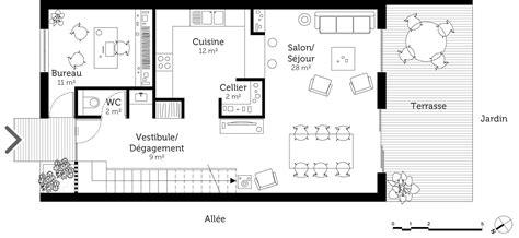arri鑽e plan du bureau gratuit plan maison 224 233 tage 130 m 178 ooreka