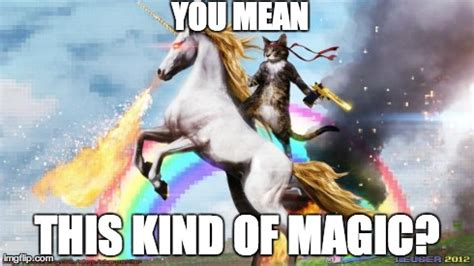 Unicorn Rainbow Meme - epic rainbow unicorn cat imgflip