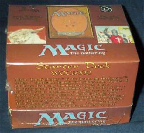 magic starter deck beta tournament starter deck box magic products 187 intro