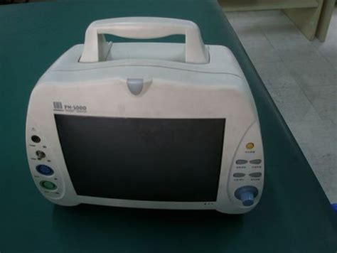 Patient Monitor Inter Pm 5000 used mindray pm5000 monitor a la venta or rent dotmed