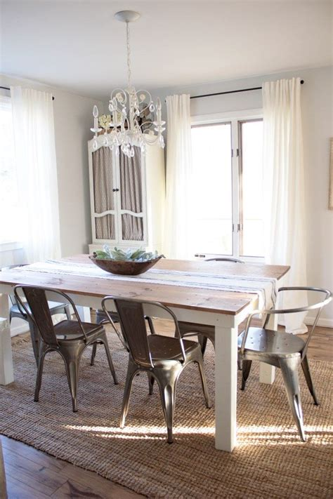 1000 ideas about farmhouse dining rooms on