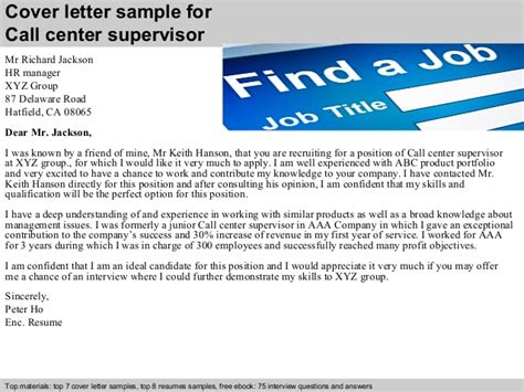 call center cover letter exle call center manager cover letter sle 761