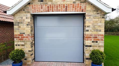 birkdale sectional garage doors buy uk  insulated