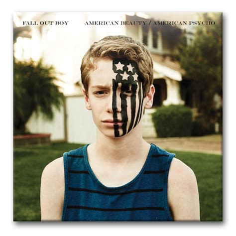 fall out boy s american beauty american psycho album