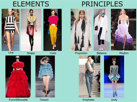 fashion design elements keys of fashion design elements and principles