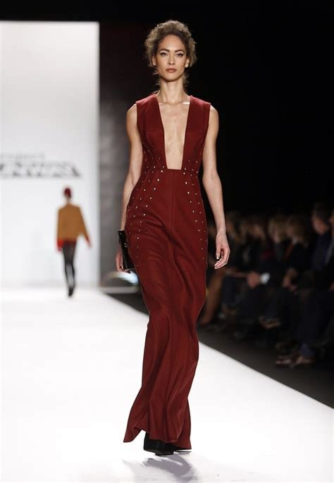 Project Runways Newest Judge Posh by 17 Best Ideas About Project Runway Dresses On