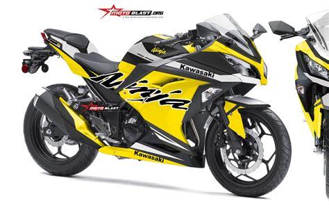 Kaos 250 Fi Terbaru modifikasi motor terbaru 250r fi yellow sporty