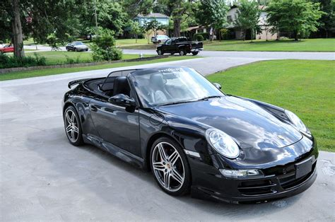 porsche 911 convertible 2005 fs 2005 porsche 911 carrera s cabriolet techart package