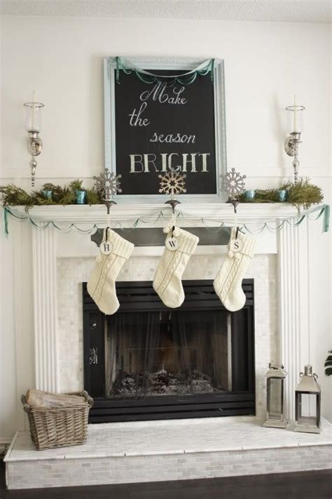 top 15 modern mantel decors for christmas easy party