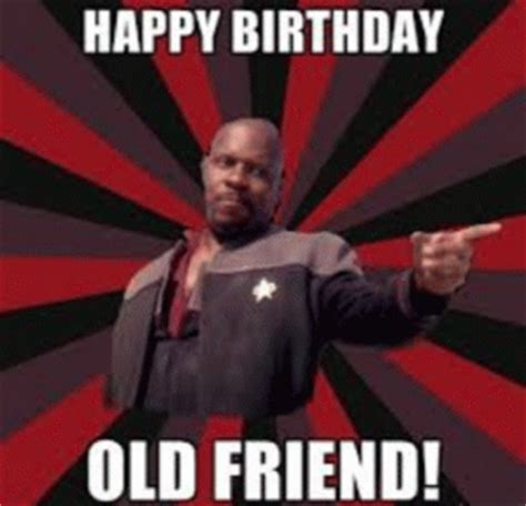 Star Trek Happy Birthday Meme - funny best friend birthday wishes kappit