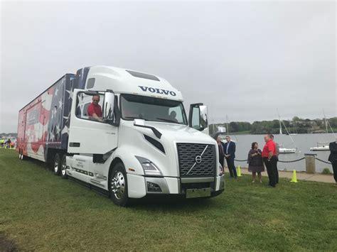 ata americas road team recipient  volvo trucks giveaway