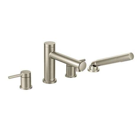 Moen Faucet Diverter by Moen Align 2 Handle Diverter Tub Faucet Includes