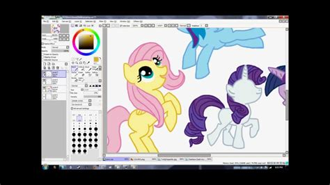 Mlp Drawing Apps