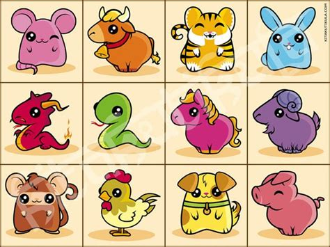 what new year animal was 2008 what s your animal sign in the zodiac m magazine