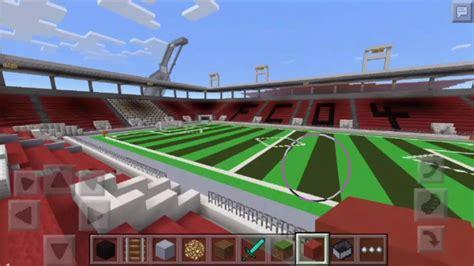 Ingolstadt Audi Sportpark by Minecraft Audi Sportpark Fc Ingolstadt Stadion