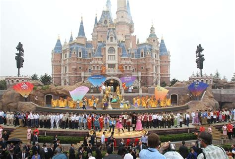 disney shanghai shanghai disneyland 7 things we know about disney s