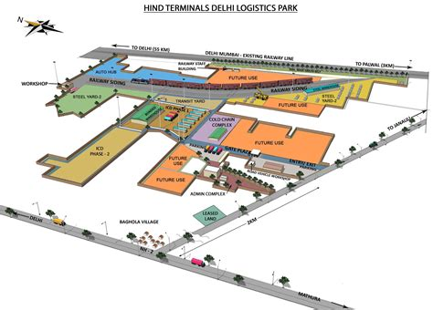 jnpt layout plan hind terminals aeo certified c t pat compliant iso