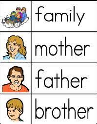 imagenes de la familia ingles 102 best images about ingles on pinterest scrapbook