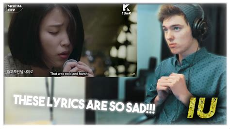 download mp3 iu dear name iu dear name mv reaction these lyrics are so sad