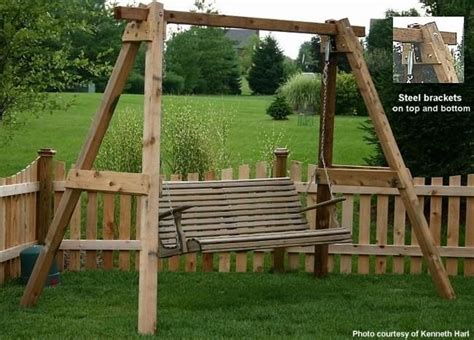 swing project 40 best images about porch swings plus projects on