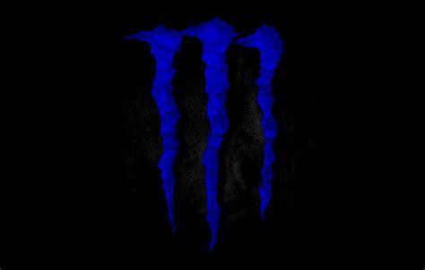 Monsters Logo 1 blue energy logo hd wallpaper all hd wallpapers