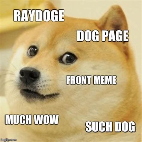 Much Wow Meme - doge meme imgflip