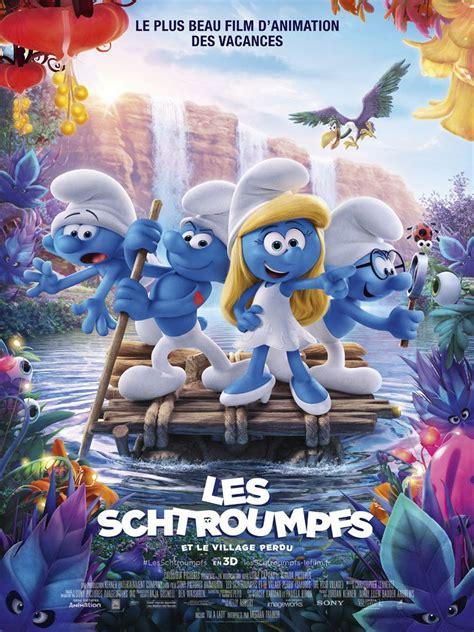 film 2017 complet en français regarder film les schtroumpfs et le village perdu
