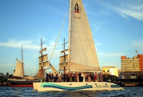 aolani catamaran san diego aolani catamaran sailing san diego 2018 all you need
