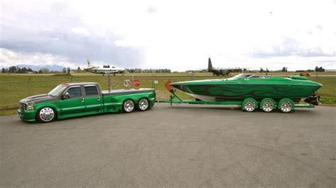 truck boat crazy truck and boat cars pinterest boats trucks and on