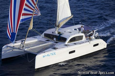 catamaran sailboat dimensions outremer 45 outremer yachting sailboat specifications