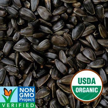 organic black sunflower seeds 50 lbs bulk black sunflower seed
